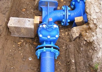 cs utility contractors water services